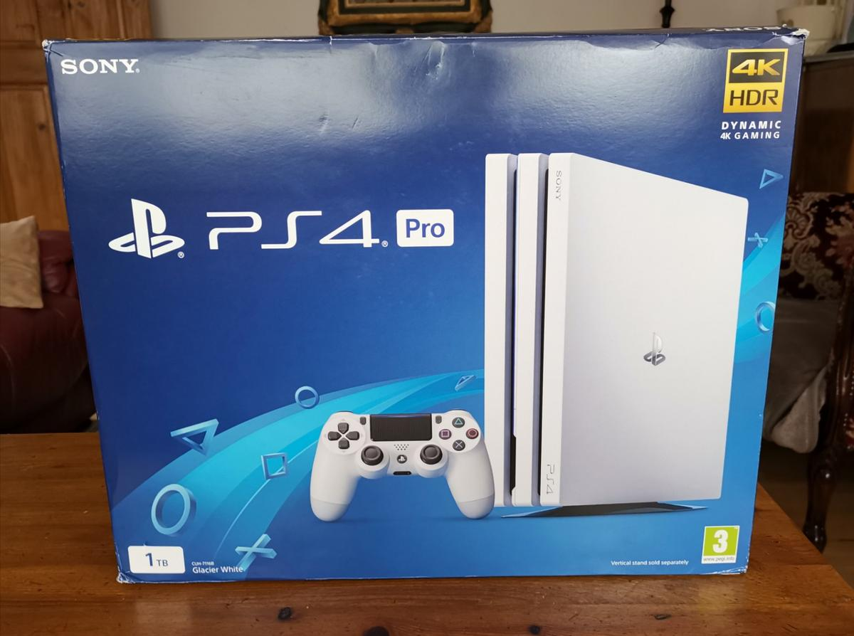 Ps4 Pro Used