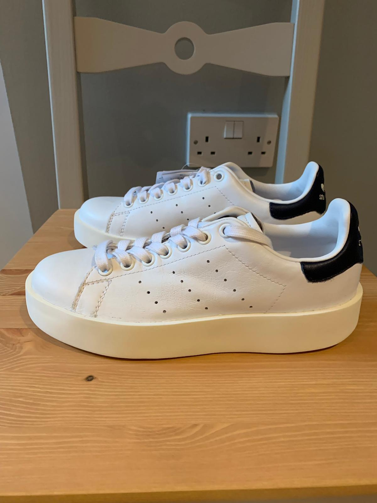 best authentic a52f0 16dd9 Adidas Stan Smith trainers UK 5 - Brand New in DY14 Mortimer ...