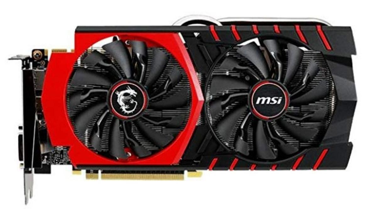 MSI GTX 970 Gaming 4GB Graphics Card in NW7 Barnet for £75 00 for