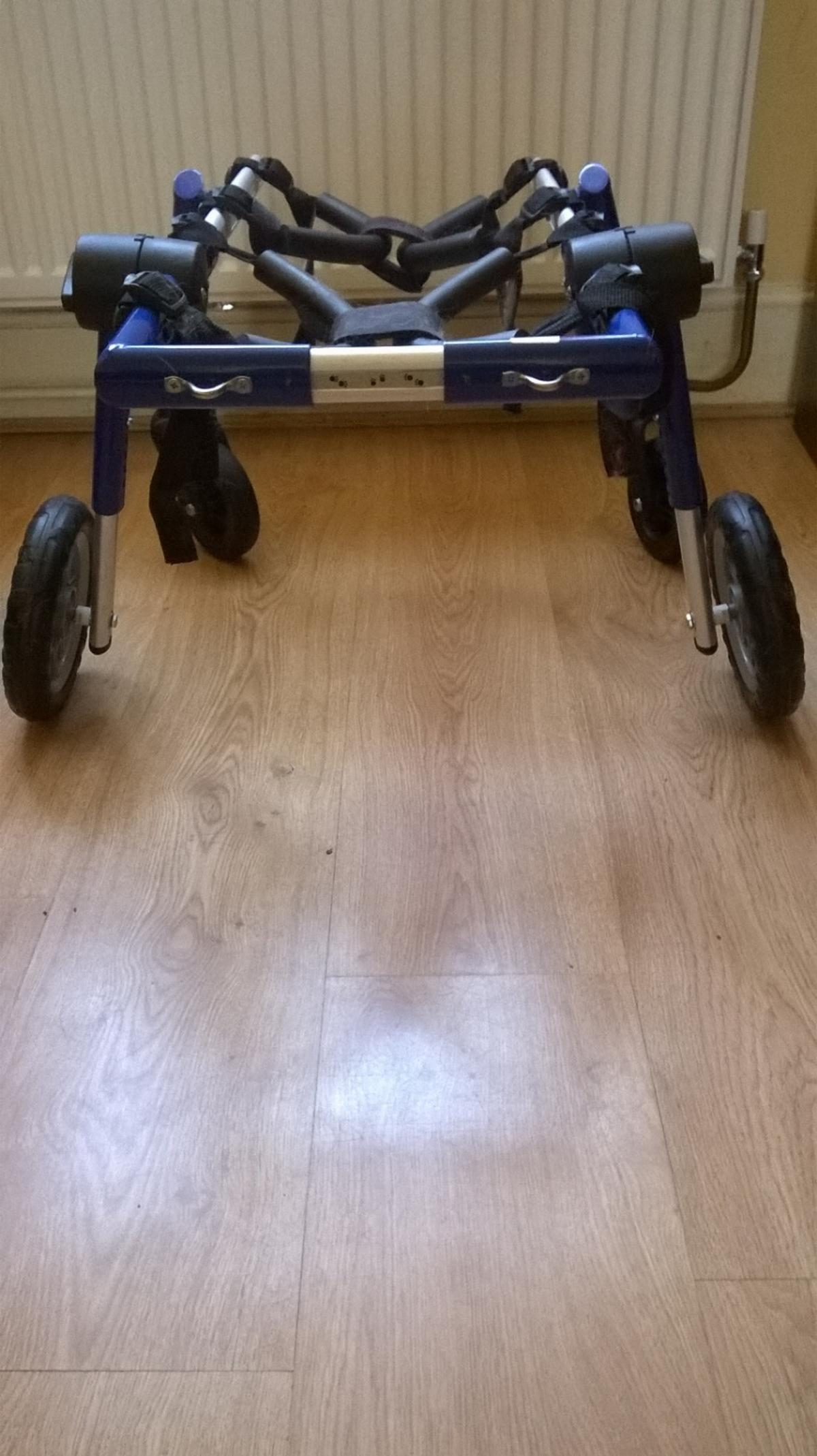 Dog wheelchair - Used - disability aid in TW13 Hounslow for
