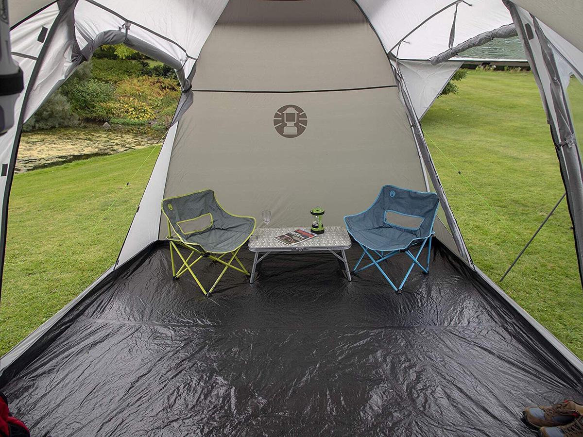 Coleman Waterfall 5 Deluxe Tent for