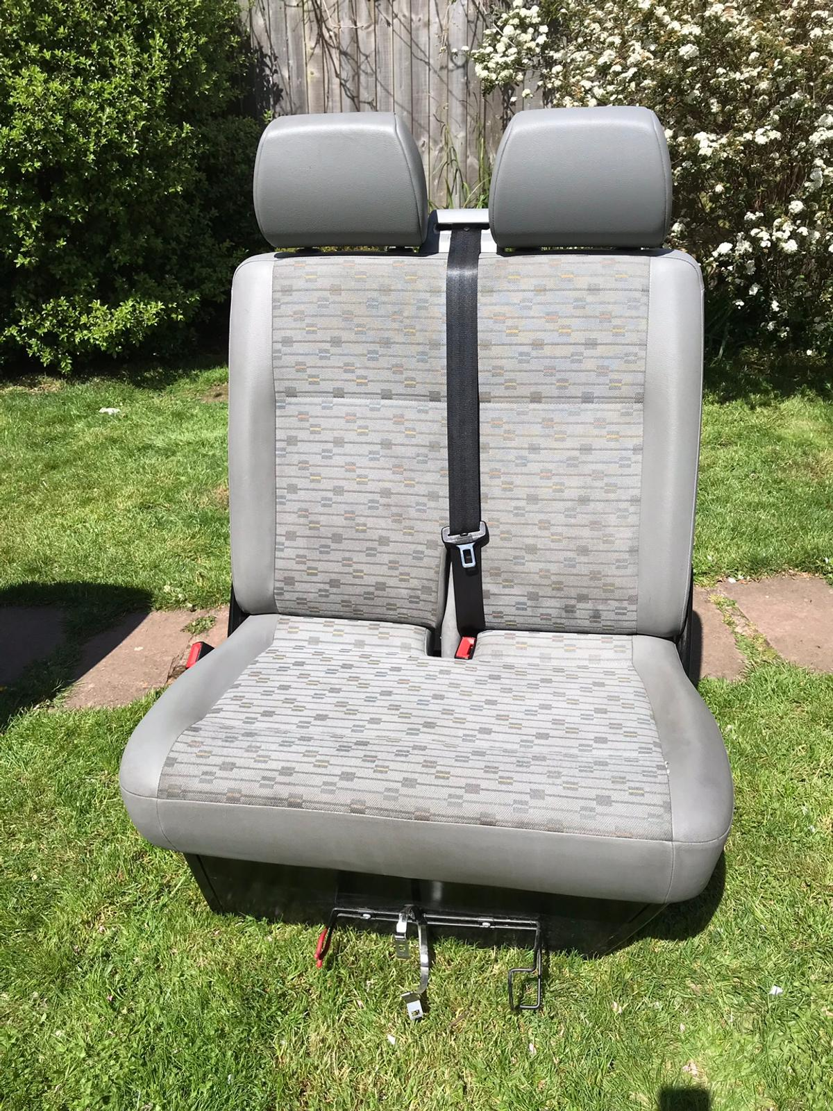Vw transporter passenger seat inc aux battery in EX2 Exeter