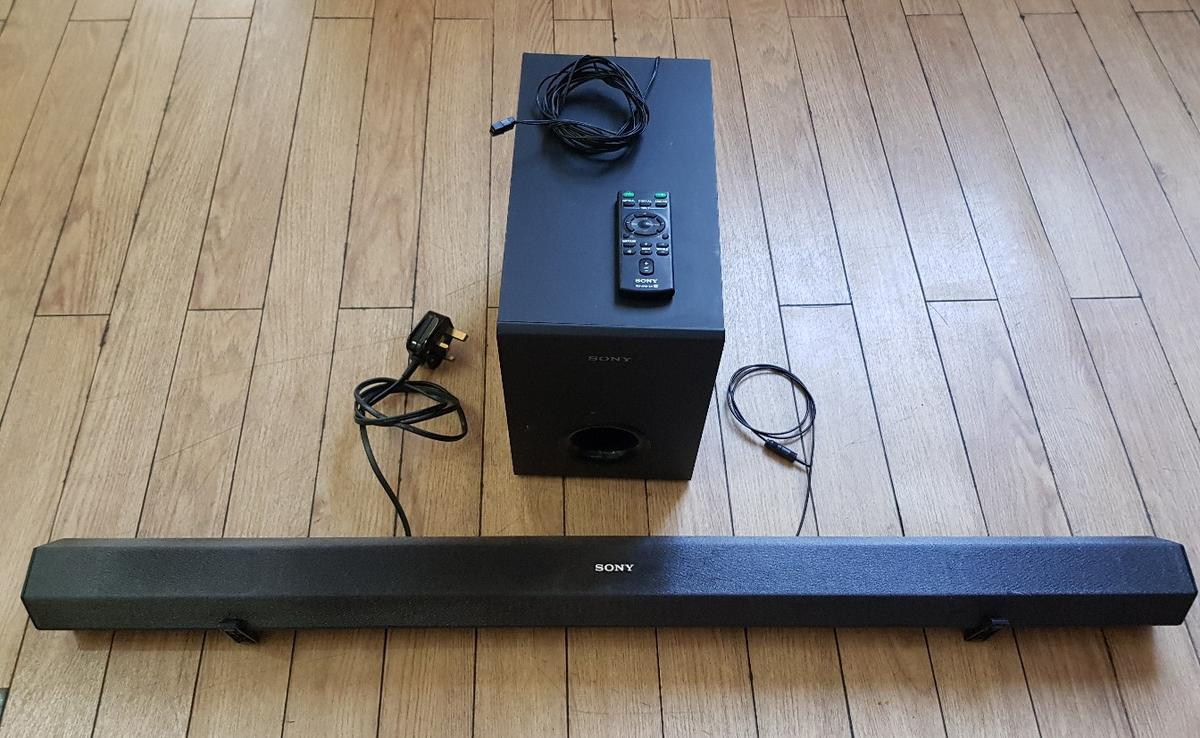 sony active speaker system sa-ct60 manual
