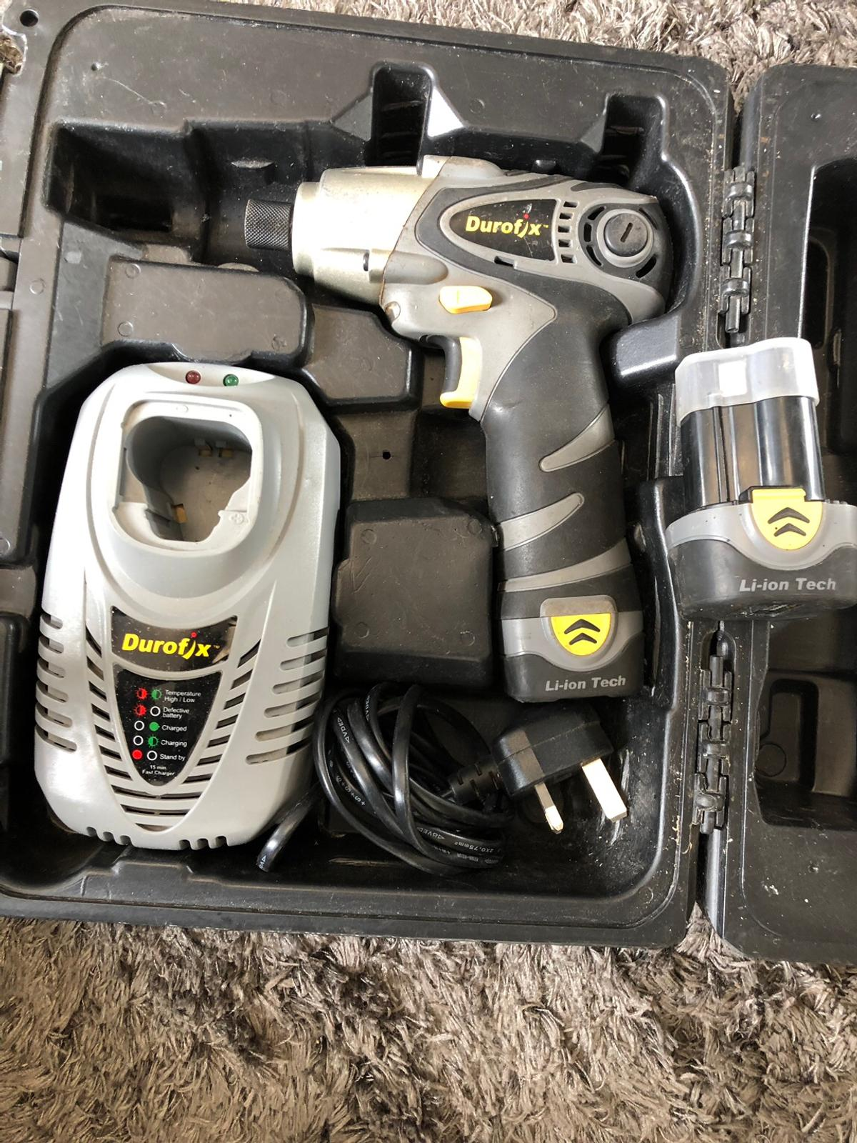 DUROFIX 10.8 IMPACT DRIVER WINDOWS