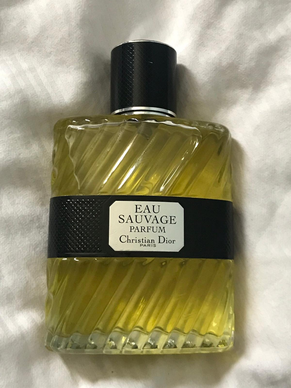 Christian Dior Eau Sauvage For Men Edp 100ml In Se25 London For