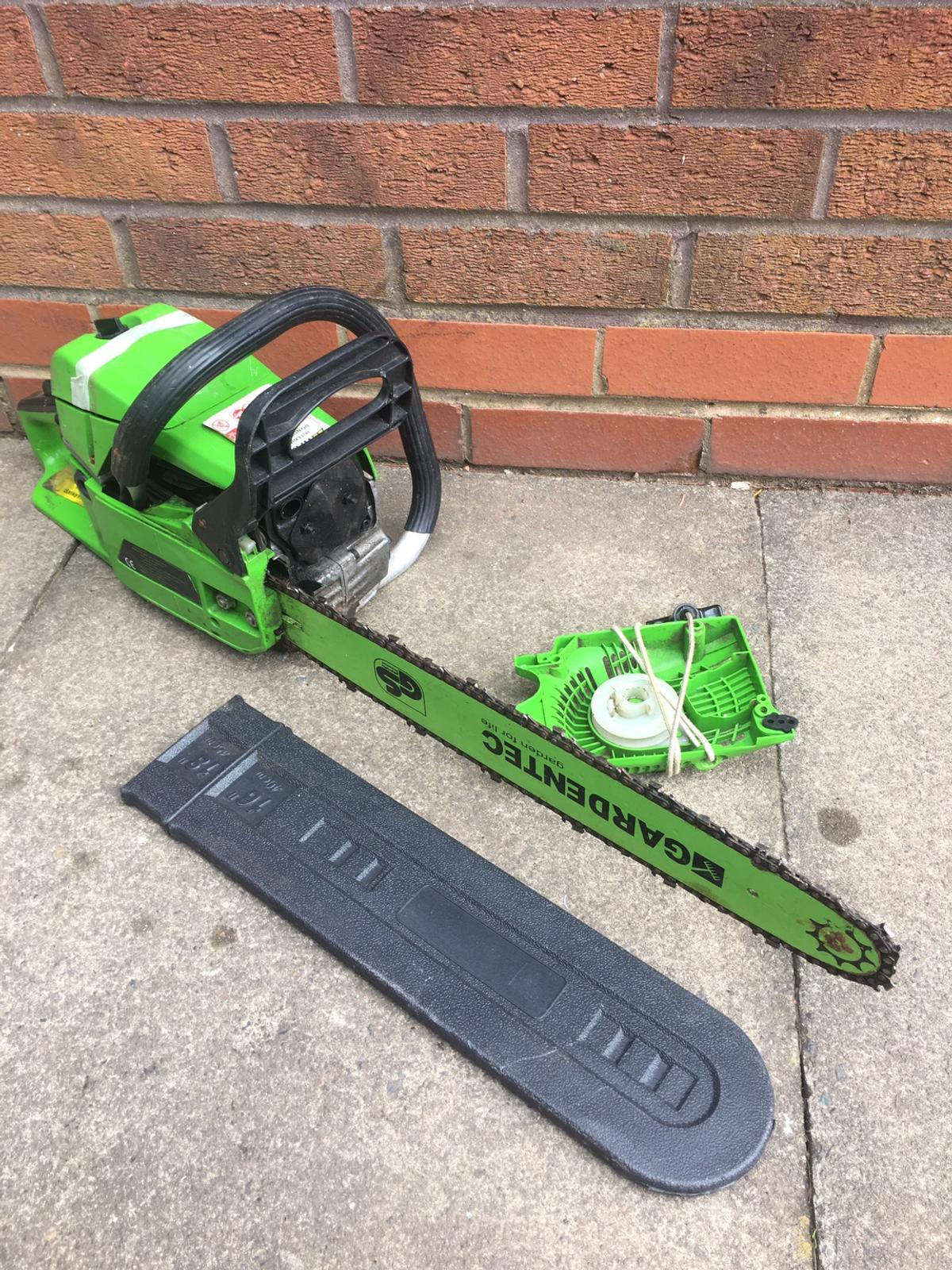Petrol chainsaw in CV10 North Warwickshire for £15 00 for