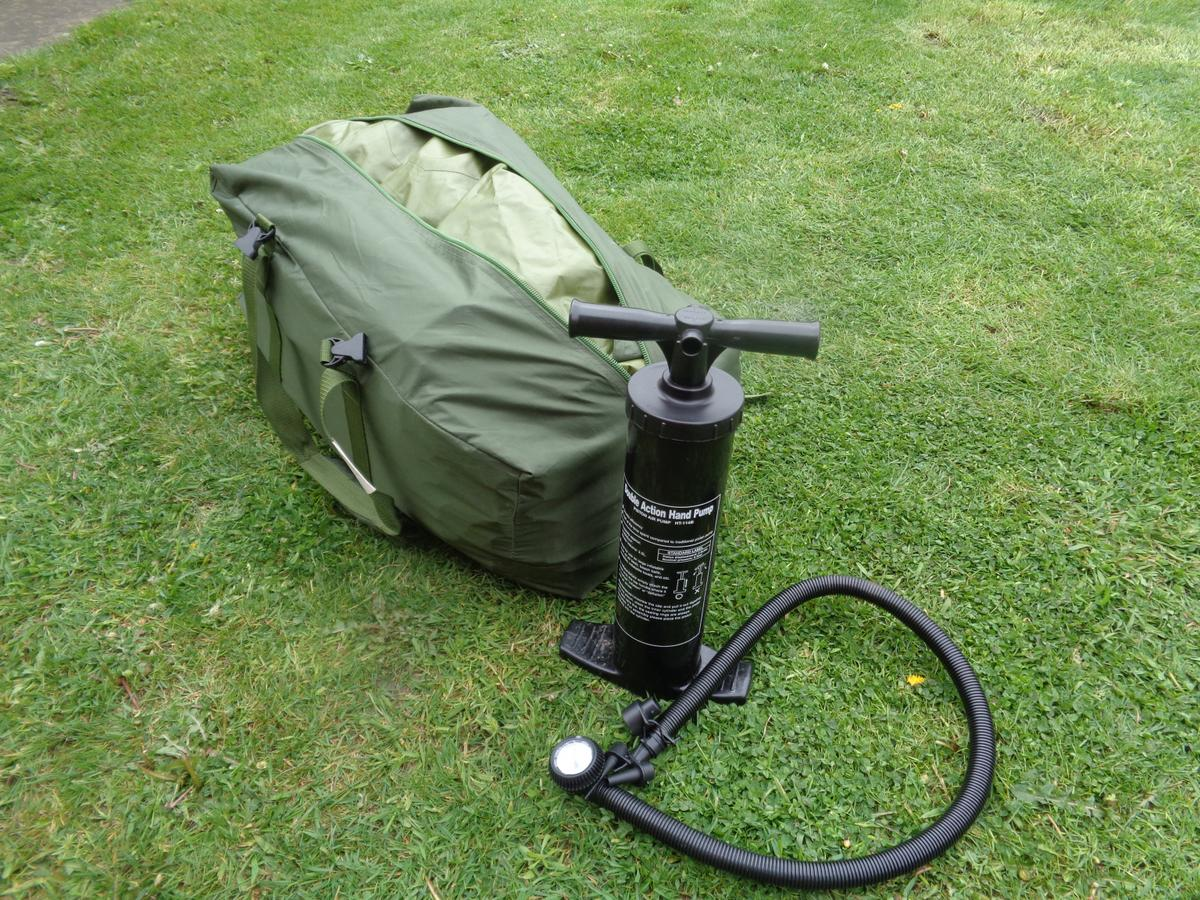 TF GEAR AIRFLOW BIVVY 2 MAN VGC in East Staffordshire for