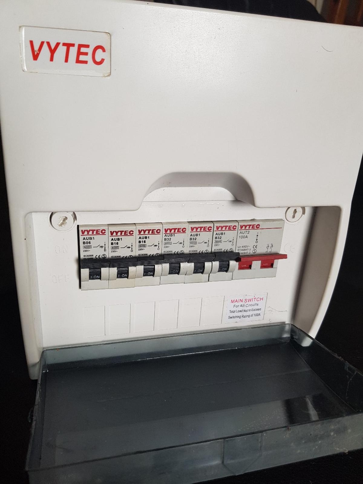 Fuse box vytec in B9 Birmingham for £25.00 for sale | Shpock Fuse Box In Fuses on switch box, transformer box, four box, case box, style box, junction box, cover box, layout for hexagonal box, ground box, relay box, power box, meter box, breaker box, circuit box, tube box, clip box, dark box, watch dogs box, generator box, the last of us box,