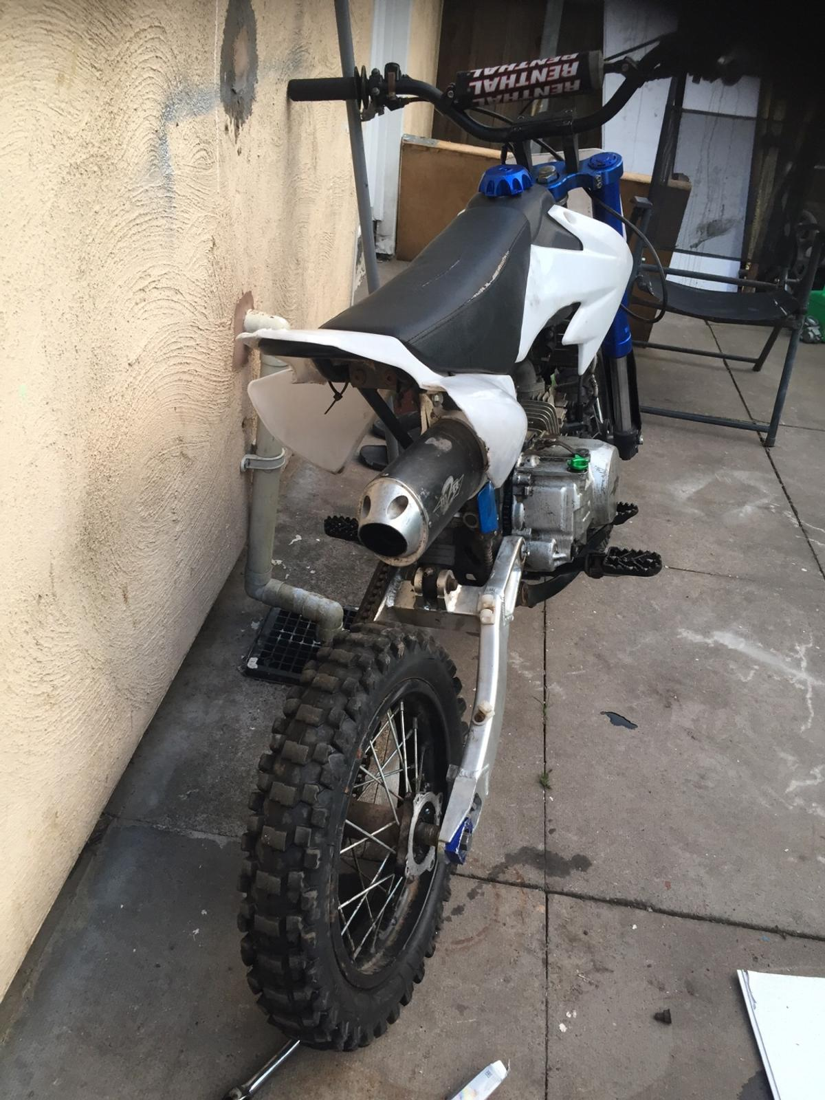M2r 140 pit bike no runner offers or swaps in WV14