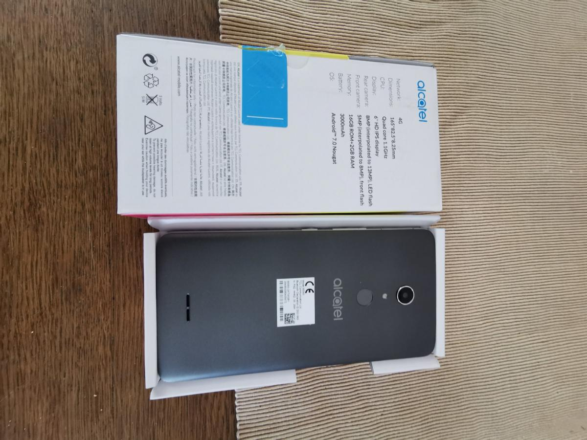 release date: f8057 dafb7 Alcatel A3 XL. excellent condition