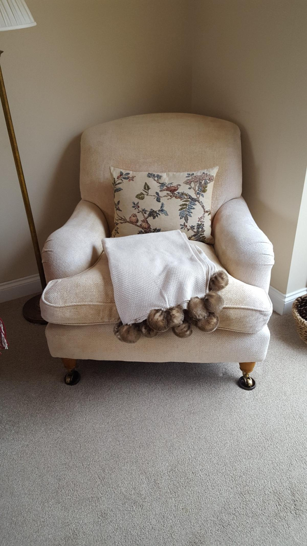 Laura Ashley Richmond Armchair In Oaksey For 50 00 For Sale Shpock