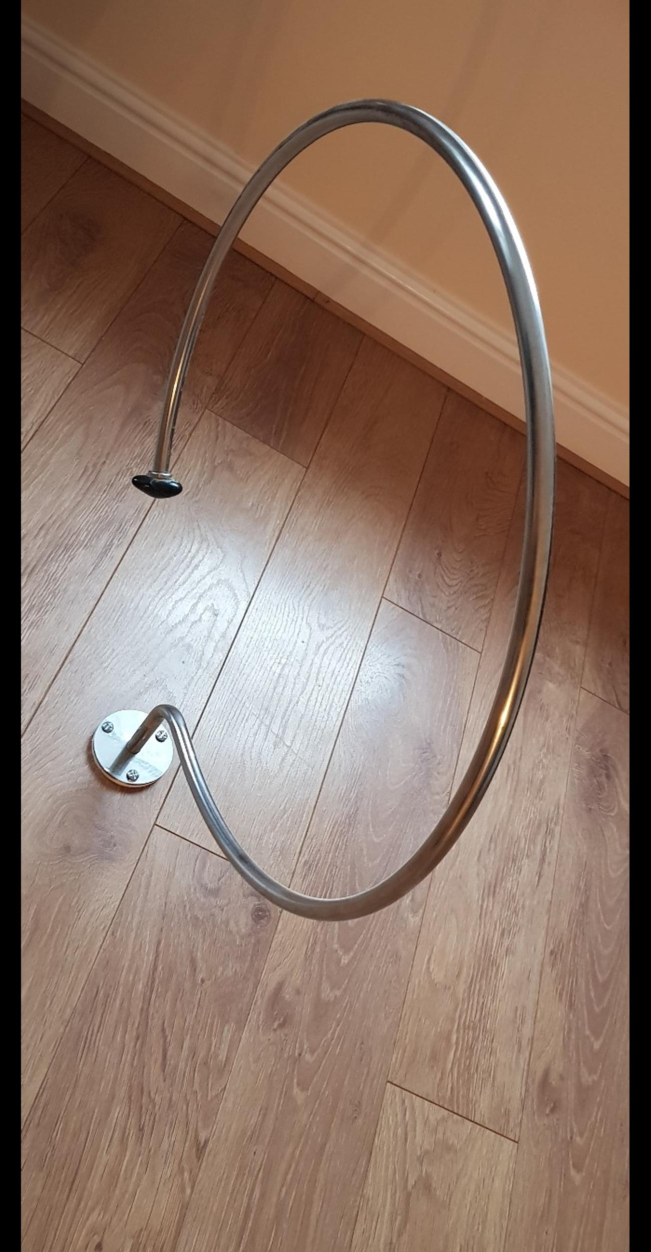 Heavy Duty Metal Shower Curtain Ring In Wf4 Wakefield For