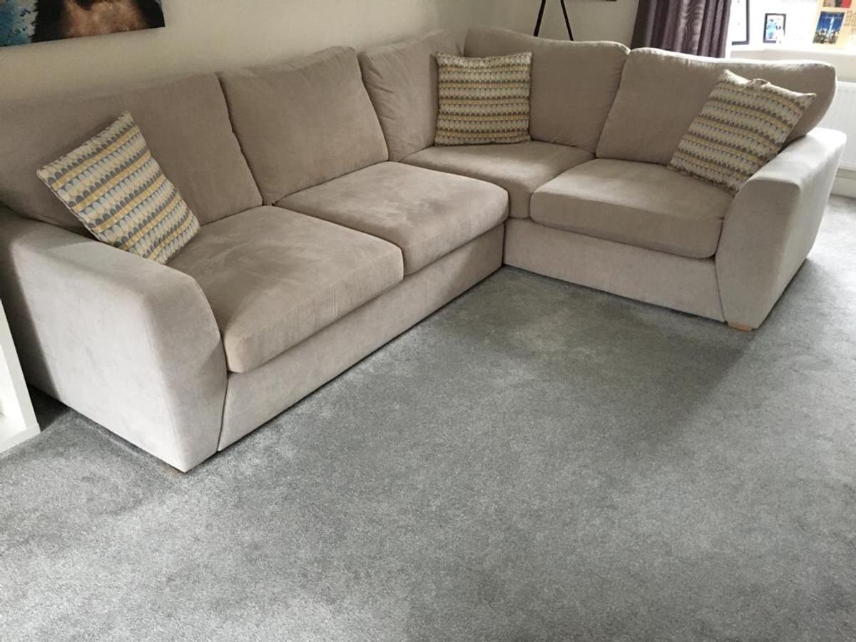 Dfs Corner Sofa In Wv6 Staffordshire For 250 00 For Sale Shpock