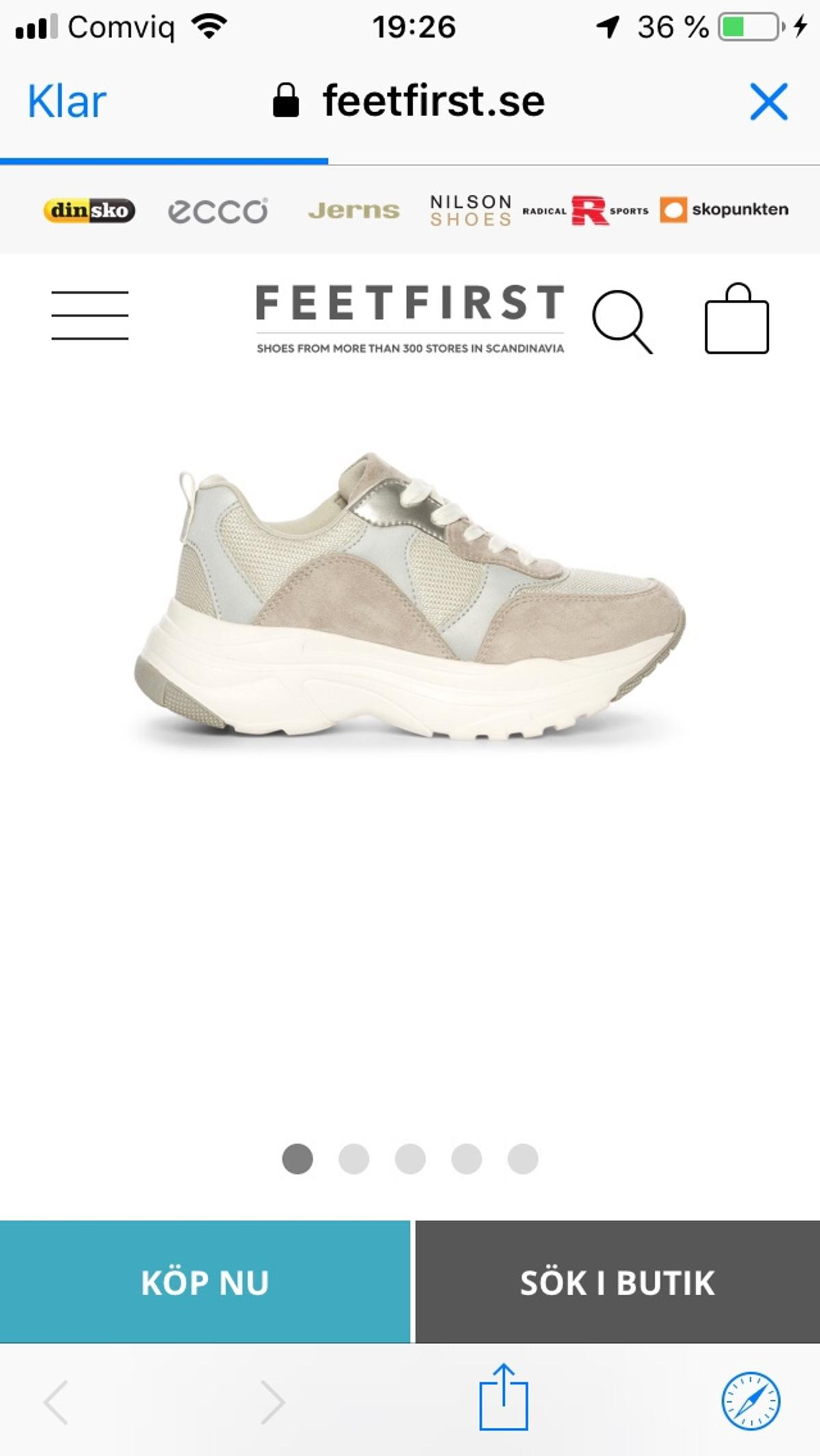 d1561da9c60 Chunky sneakers in 44335 Lerum for SEK 200.00 for sale - Shpock