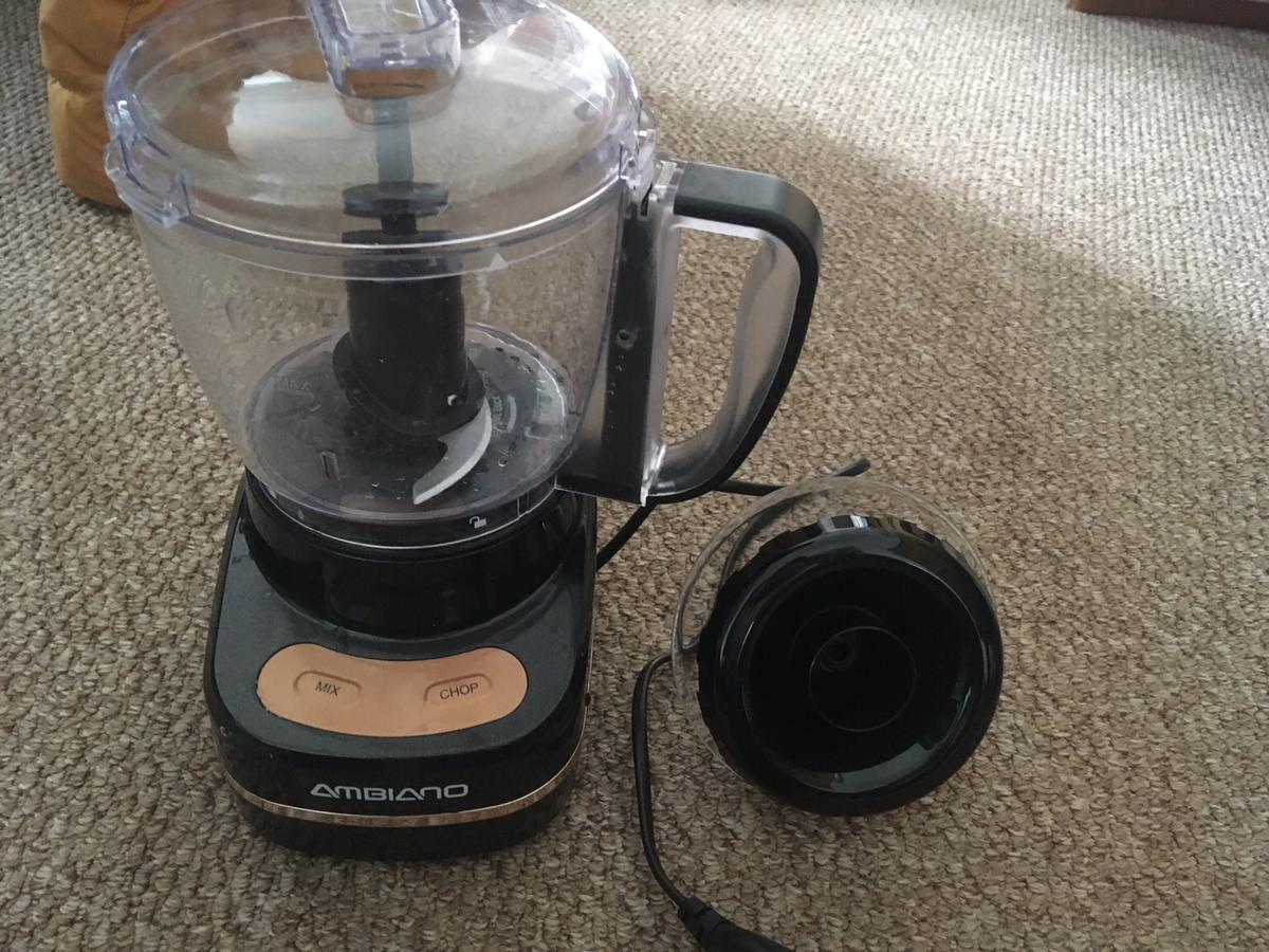 Used once Food processor /blender  Aldi in DY8 Dudley for