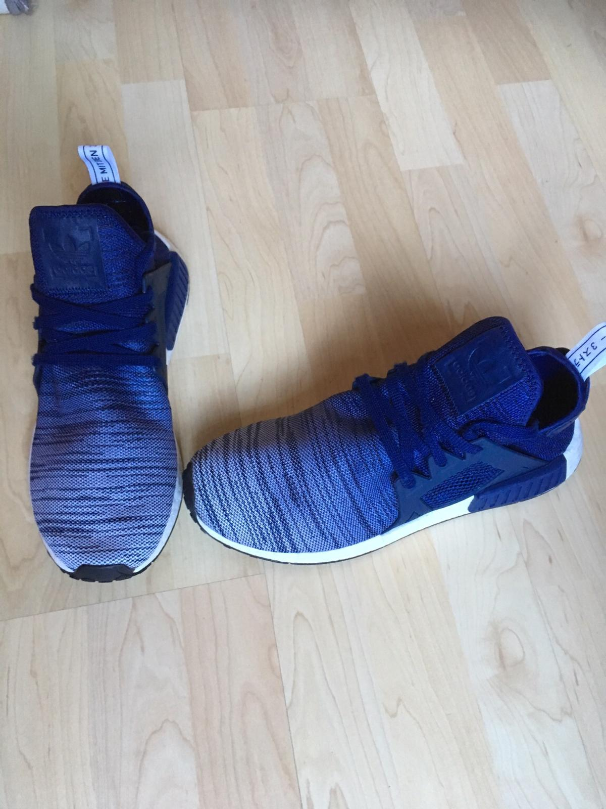 MENS GENUINE ADIDAS NMD TRAINERS Size 11
