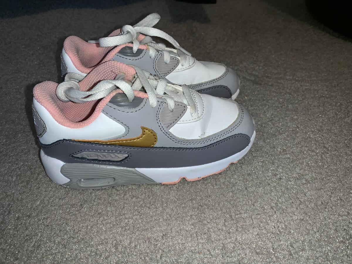 best sneakers c2f36 ae5f7 Infant Nike Air max 90 size 8.5