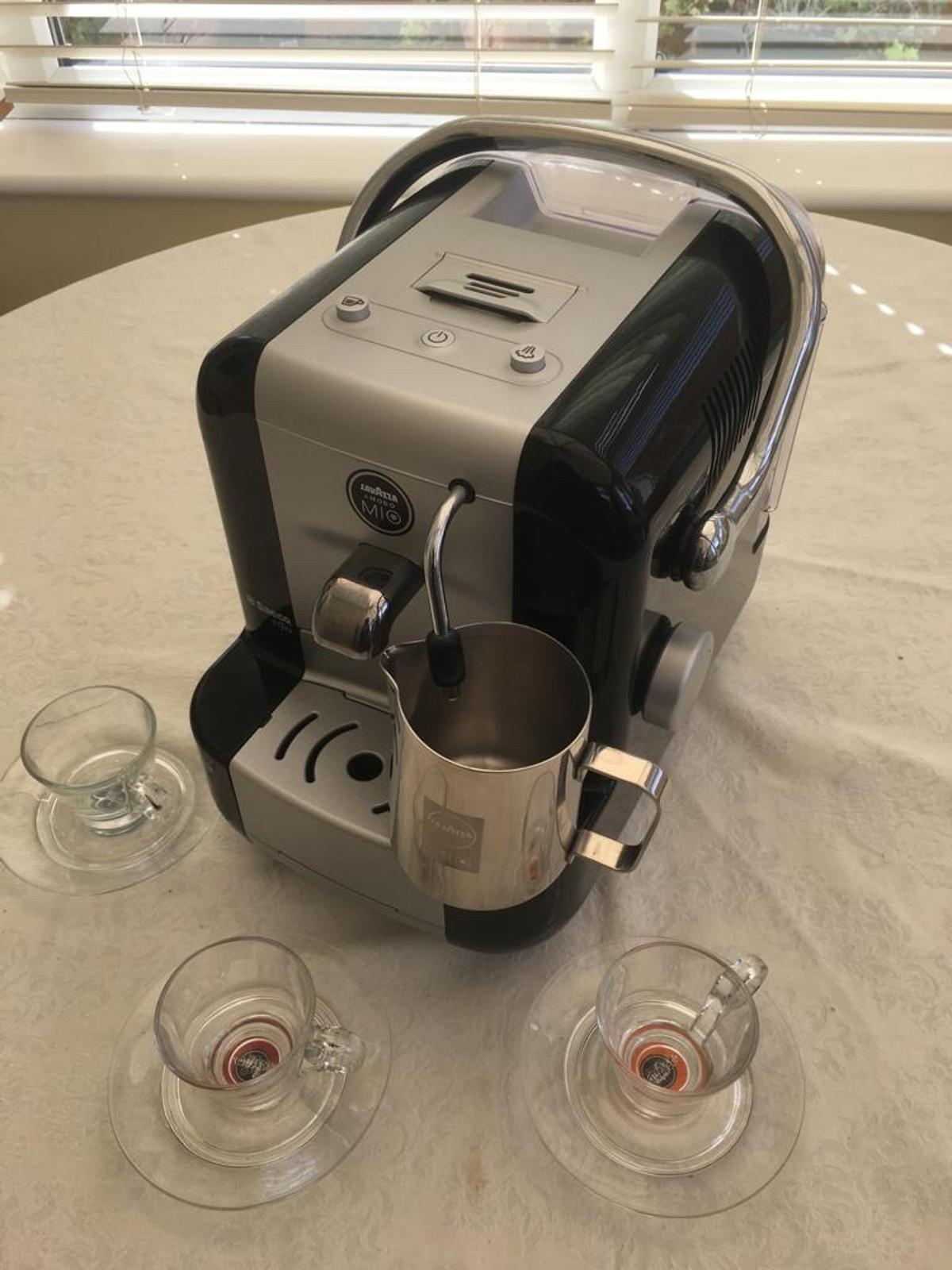 Lavazzo Amodo Mio Saeco Extra Coffee Machine in RM7 Havering