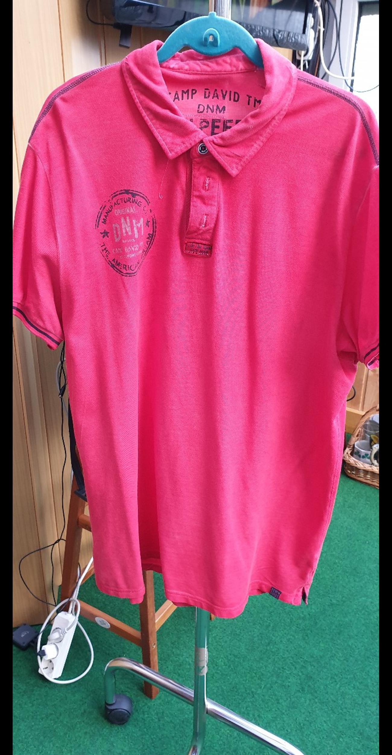 size 7 multiple colors nice cheap Camp David Poloshirt 3XL in 53859 Niederkassel for €30.00 ...