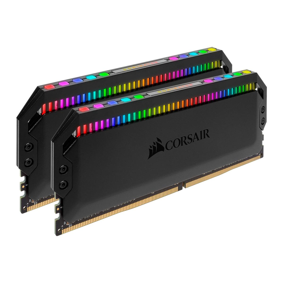 bab4ff569a3 CORSAIR DOMINATOR PLATINUM RGB 32GB 3466MHz in Wigan for £220.00 for sale -  Shpock