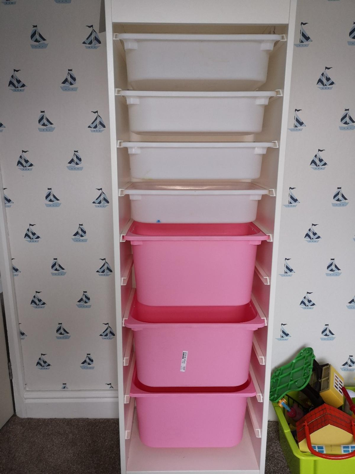 Ikea Trofast Storage Shelf