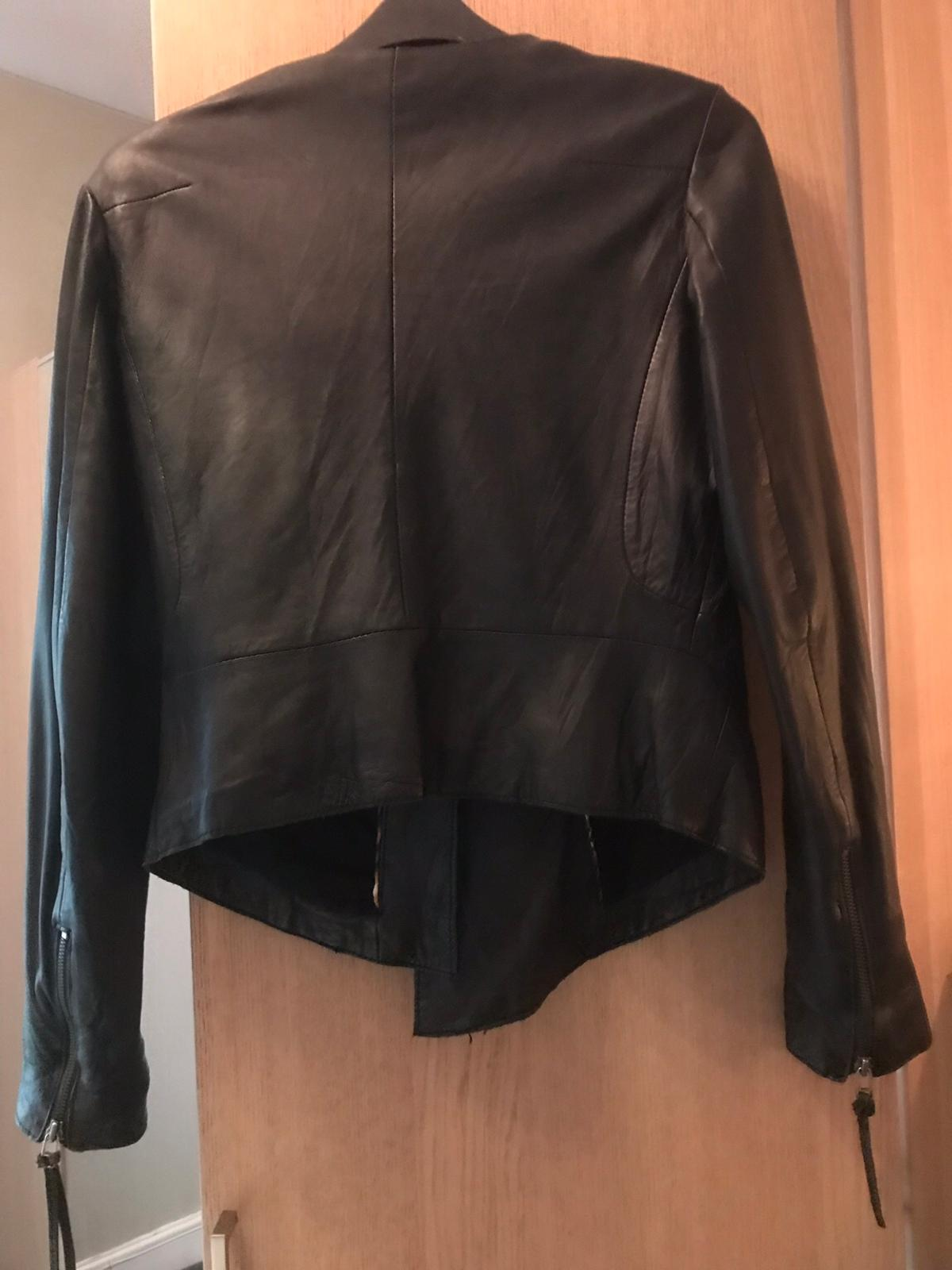 48e82eb2f Kate Moss Leather Jacket Size 14 in B67 Sandwell for £45.00 for sale ...