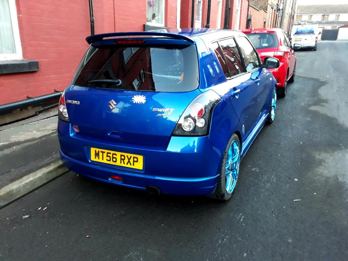suzuki swift in LS5 Leeds for £1,200 00 for sale - Shpock