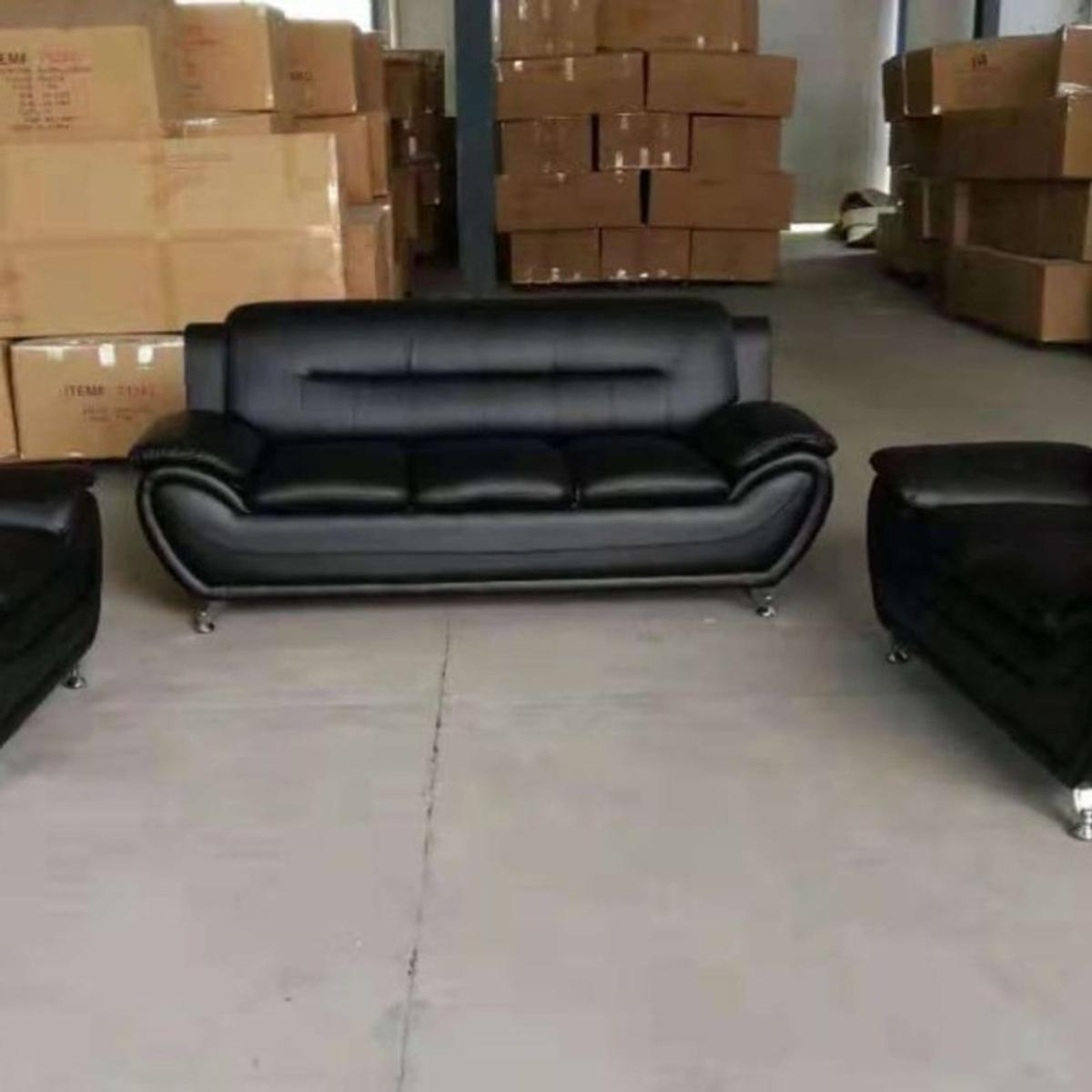 3 2 1 Modern Leather Sofa Set In Pa34at Paisley For 499 00 For
