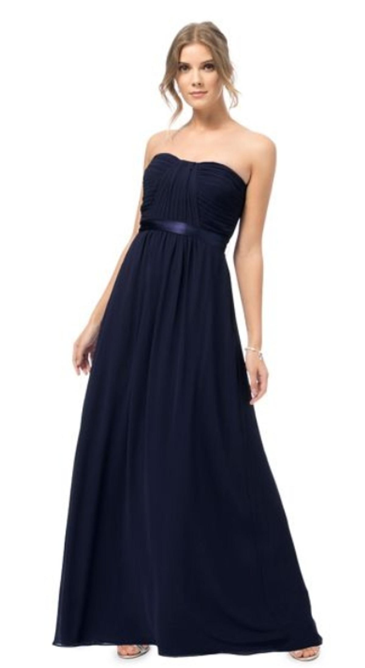 latest popular brand innovative design Navy Bridesmaid Dress- Debenhams Debut in CH63 Wirral for ...