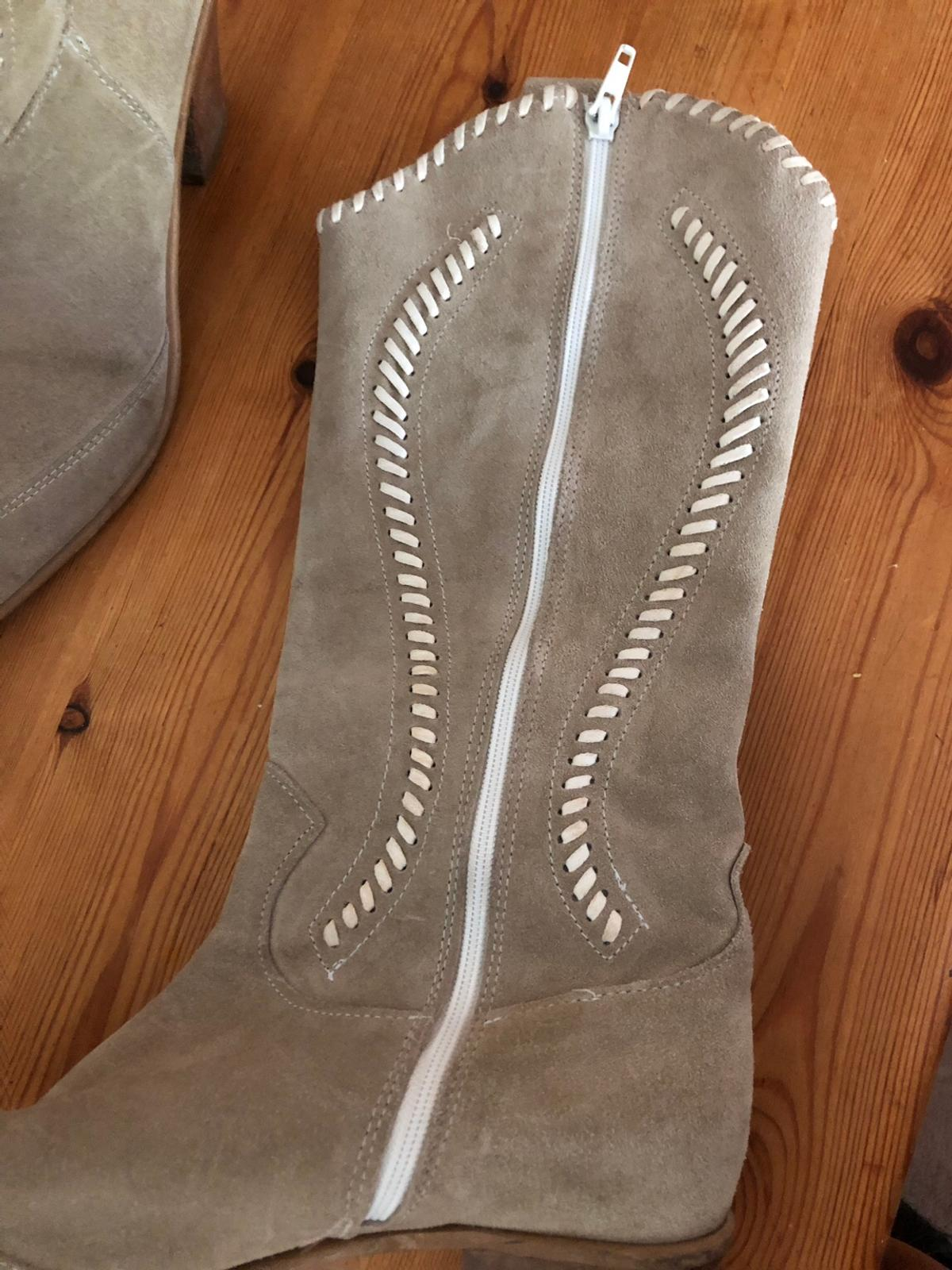 4a469a36c82 Italian suede boot Vera Gomma size 5 (38) in GU26 Haslemere for ...