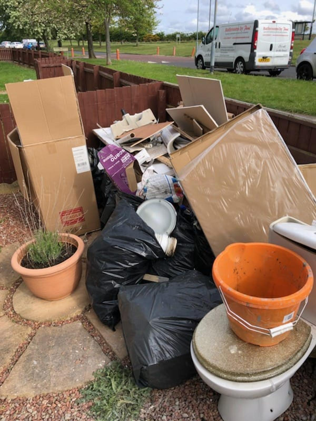 Rubbish Removal Collection Delivery