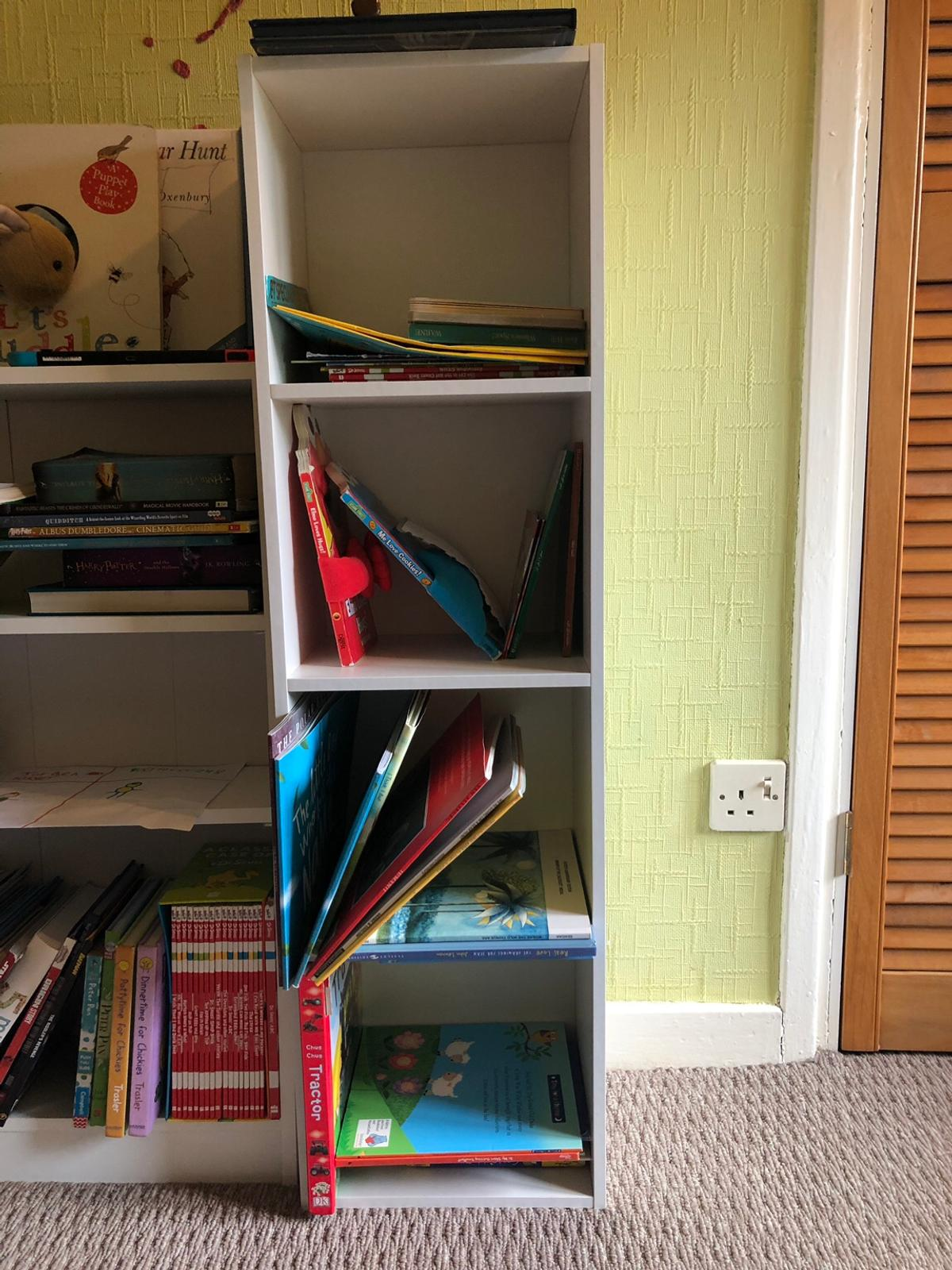 Narrow Bookcase Last Price Gone This Week