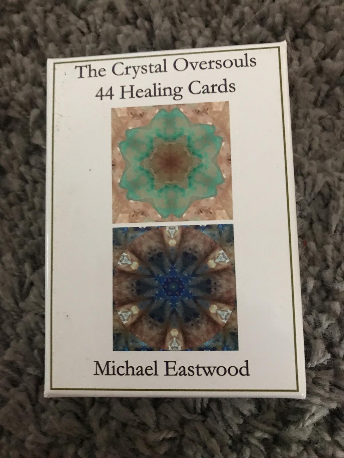 Crystal healing cards in DY3 Dudley for £4 00 for sale - Shpock