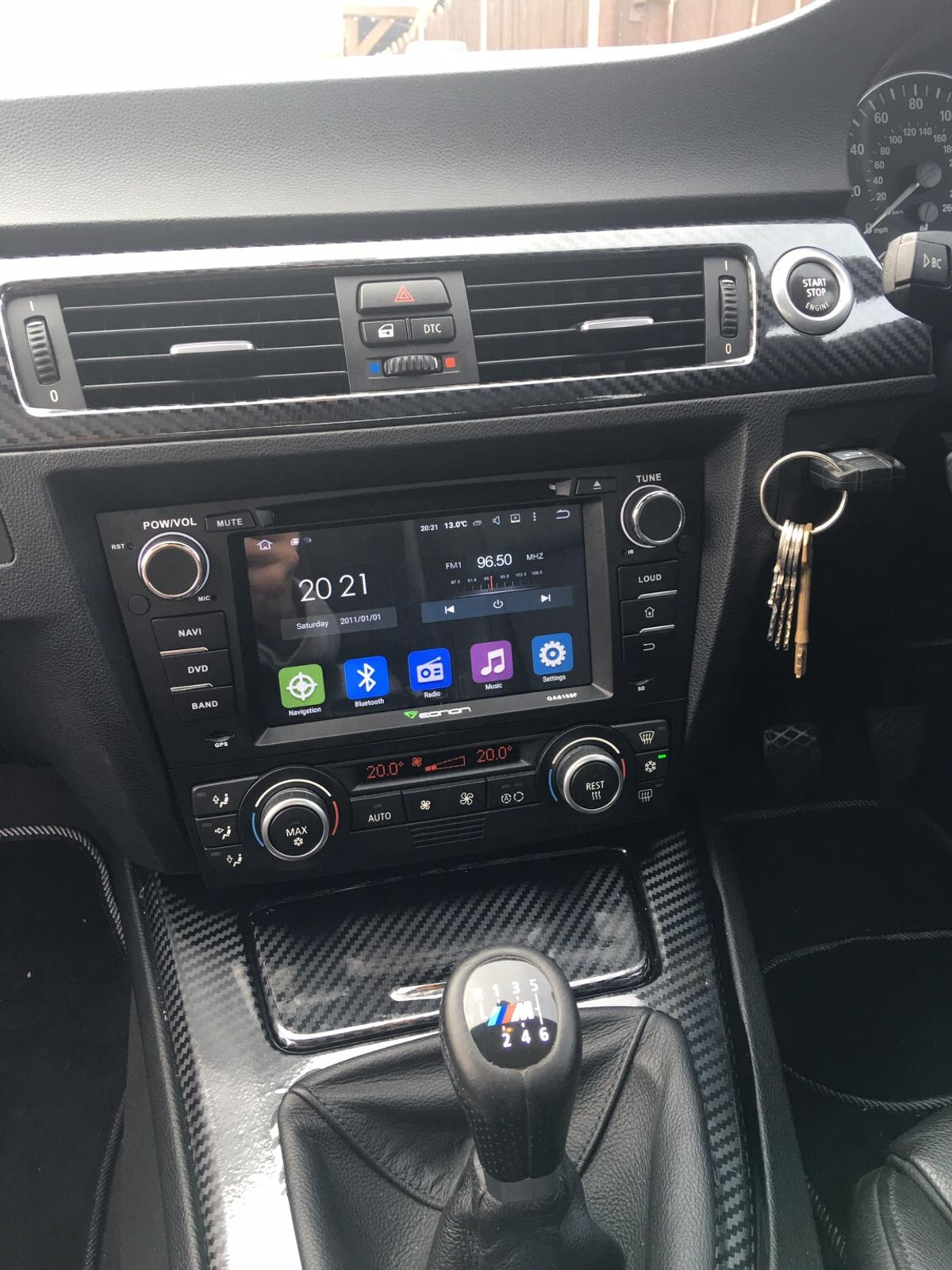 """Eonon BMW E90 Android 7"""" Stereo GA6165F in FY2 Bispham for"""