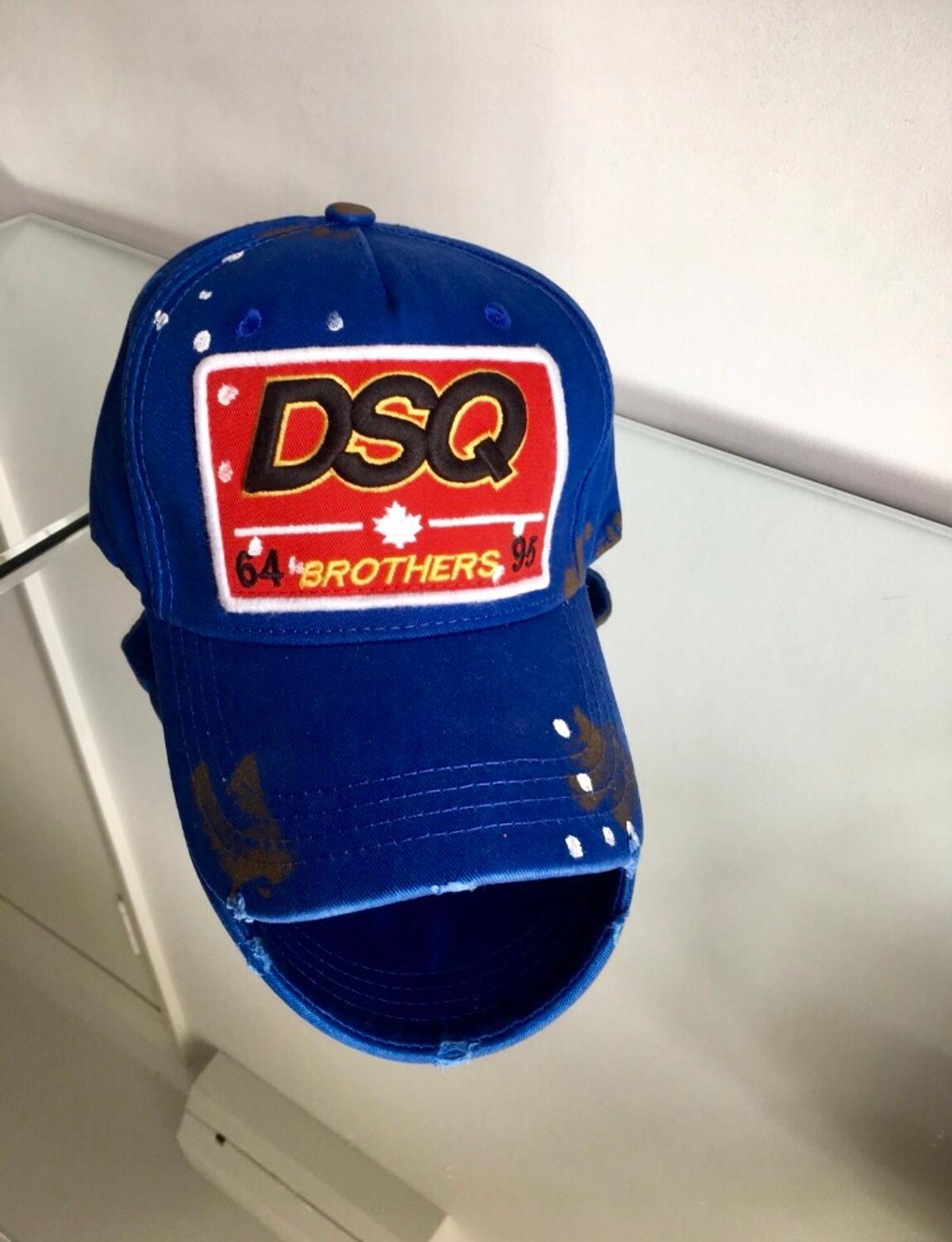 a2f3c7f84 DSQ Dsquared Dean and Dan caten Hat