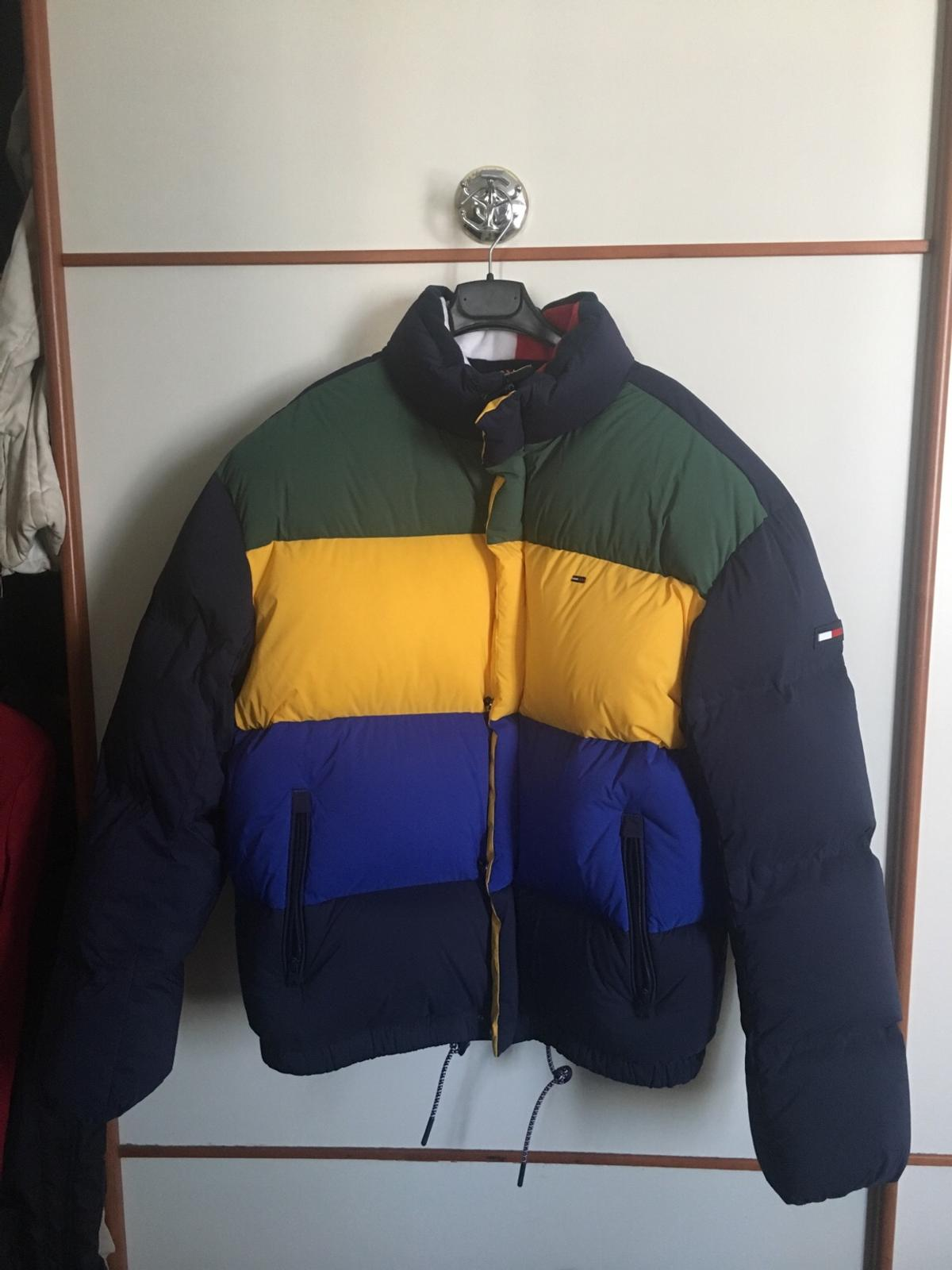 new styles 2f4c5 00ced Bomber giacca giaccone Tommy Hilfiger