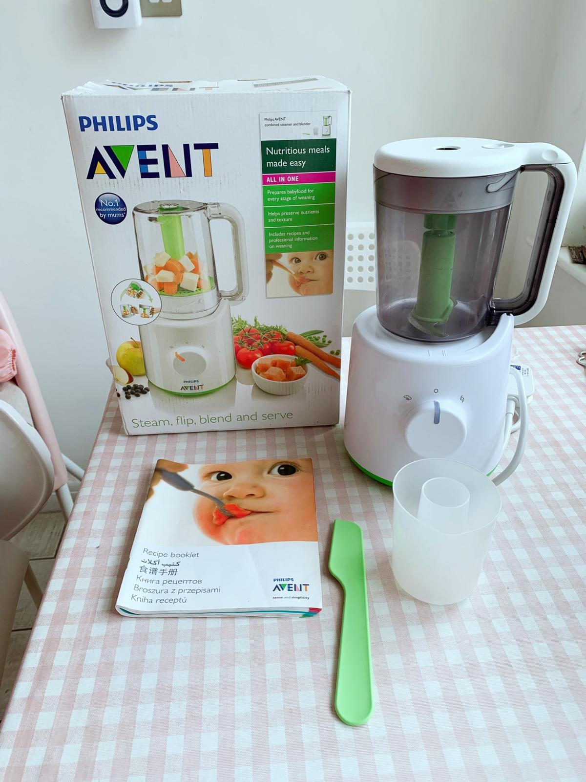 Philips Avent Baby Food Steamer And Blender In M33 Trafford