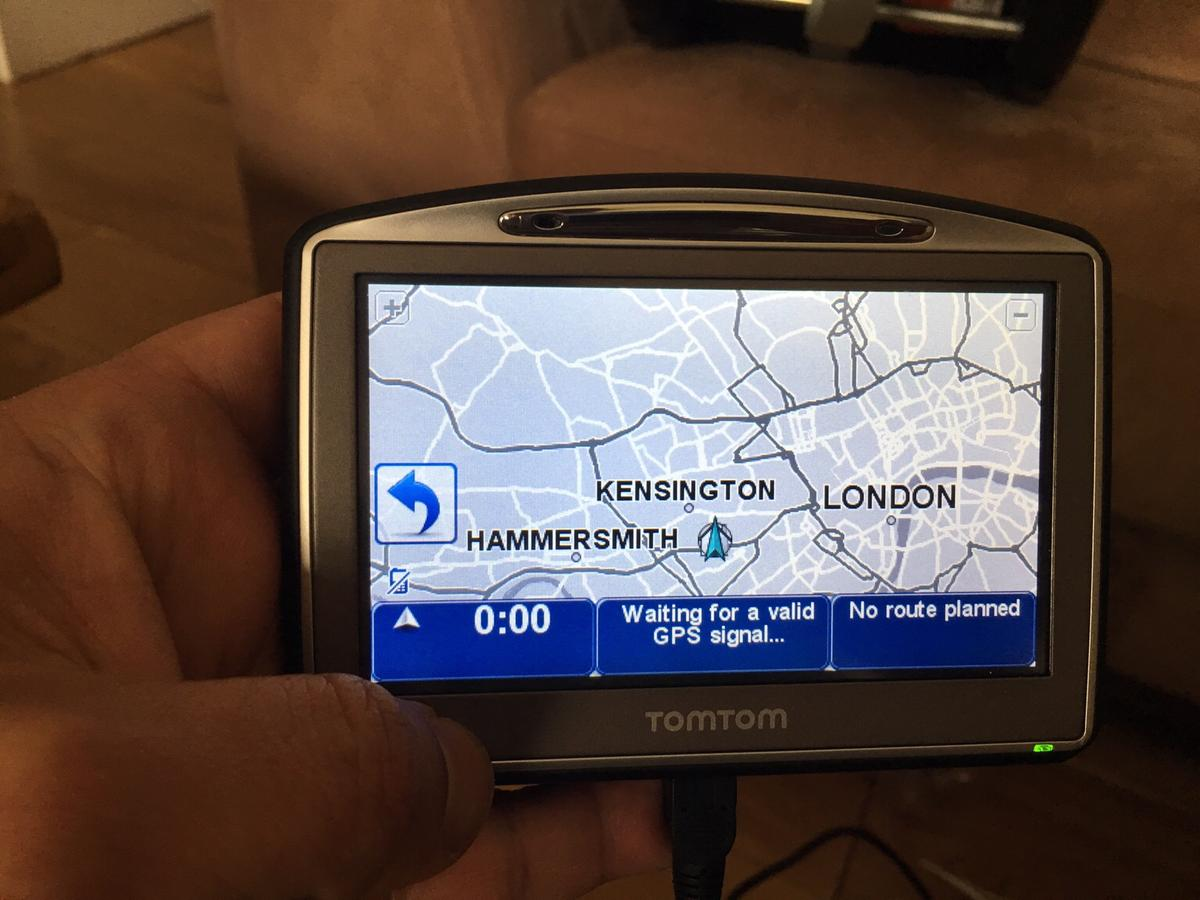 TomTom Go 720 in SW7 London for £35 00 for sale - Shpock
