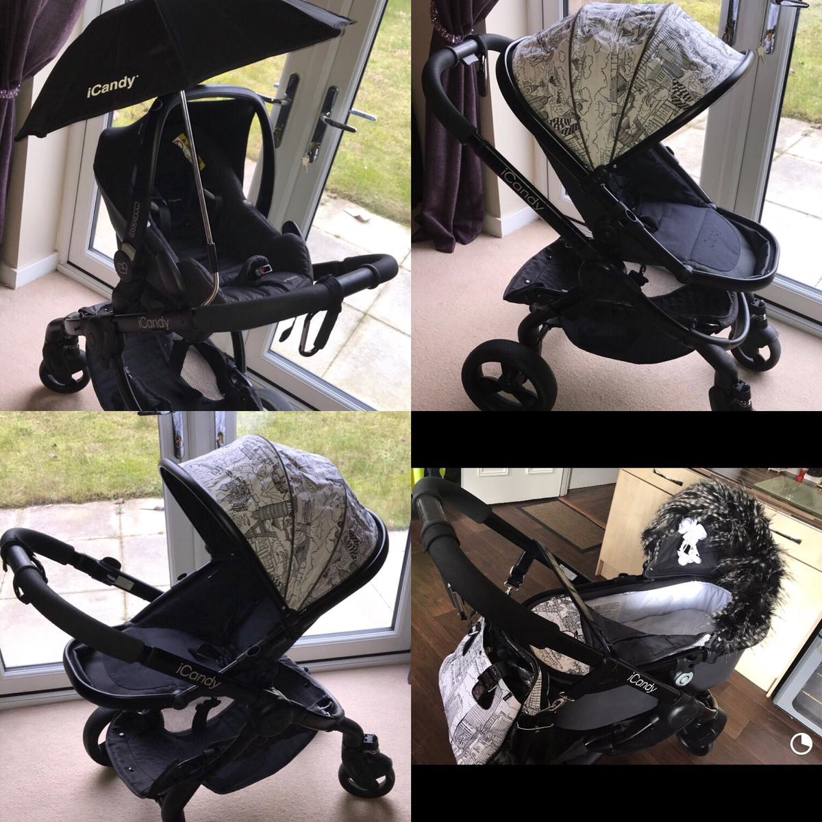 Icandy Travel System In Wa7 Brook For 375 00 For Sale Shpock