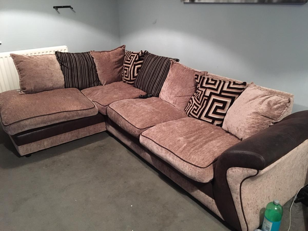 Dfs Corner Sofa In Redditch For 150 00 For Sale Shpock