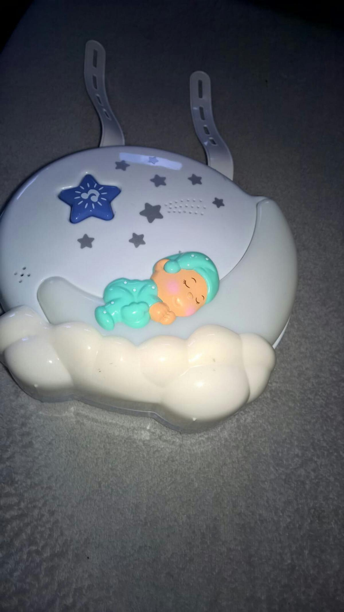 Musical Lullaby Light Up Toy Projector