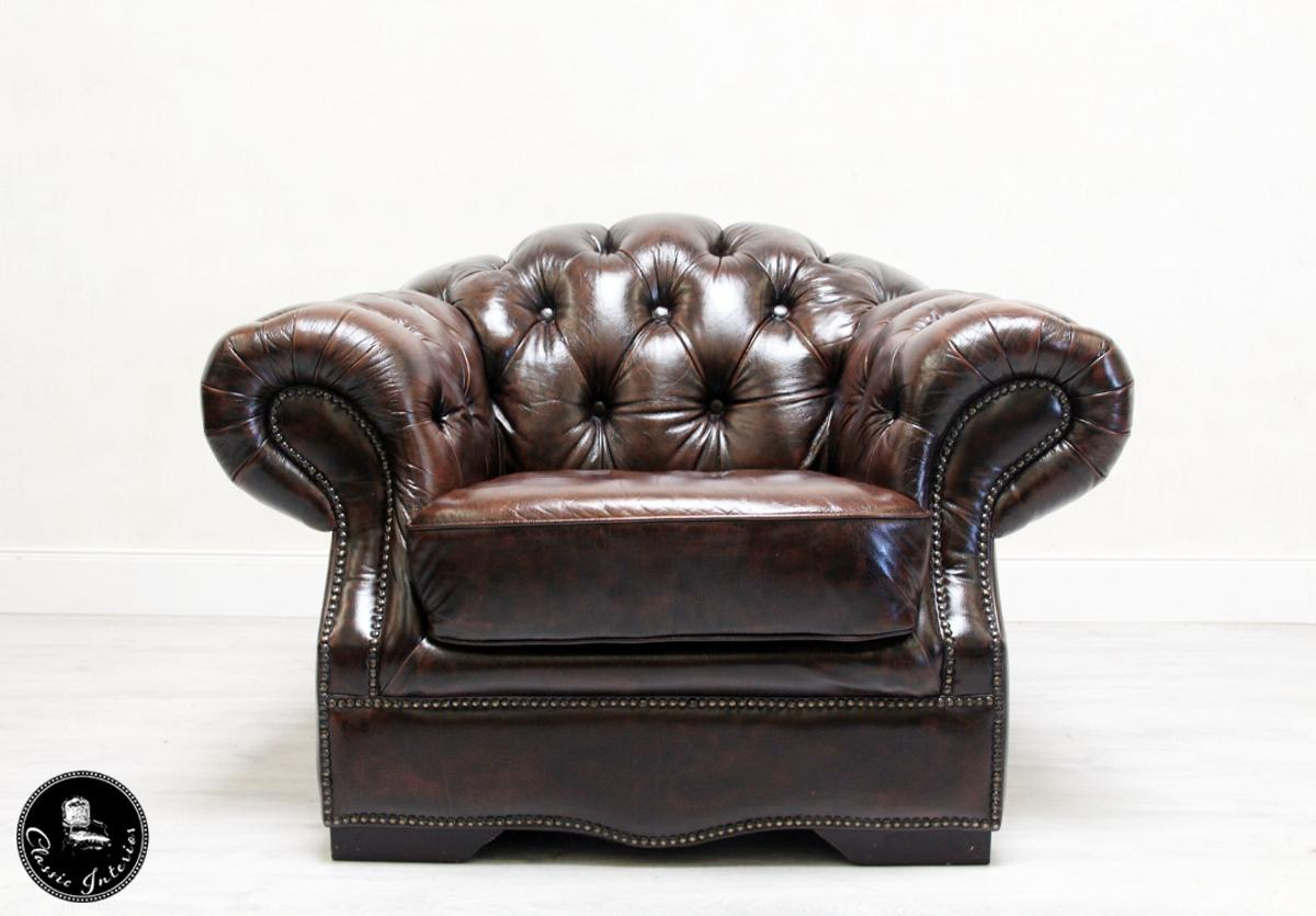 Chesterfield Sessel Vintage Englisch Ohrenses In 32791 Lage For 499 00 For Sale Shpock
