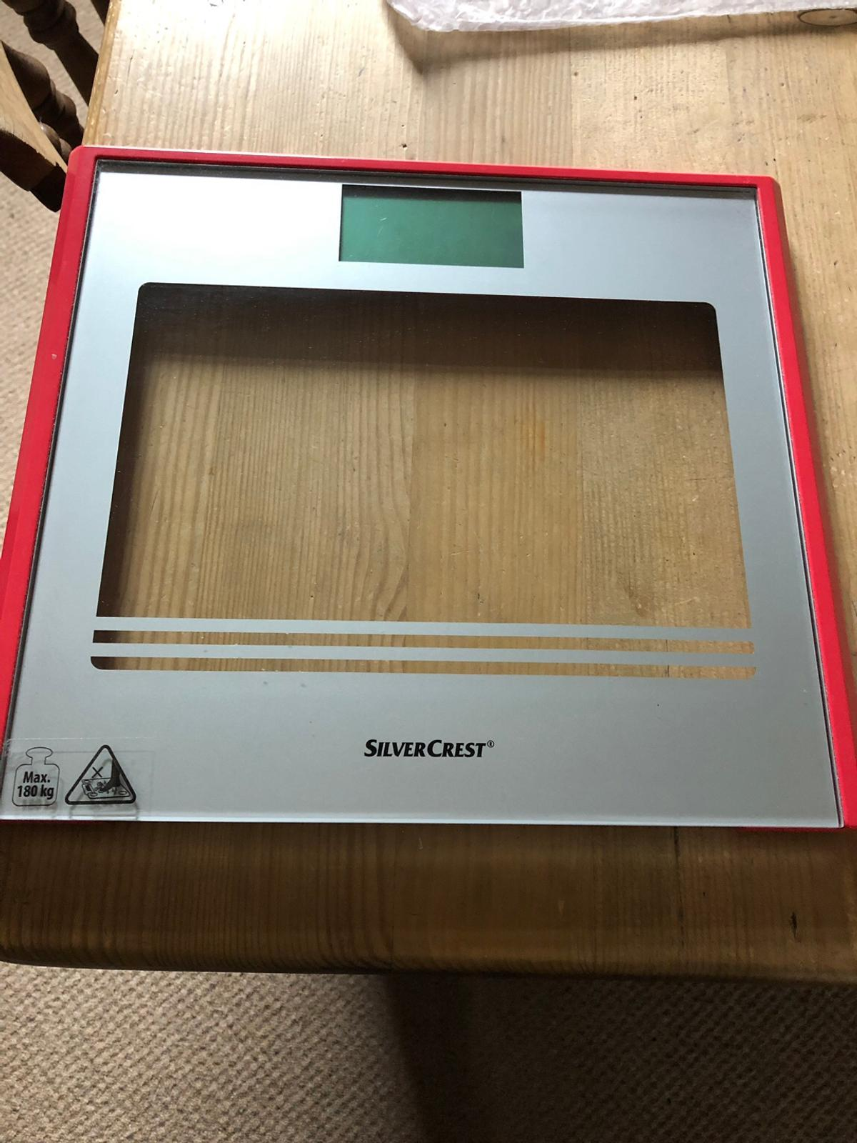 SilverCrest Digital Weighing Scales