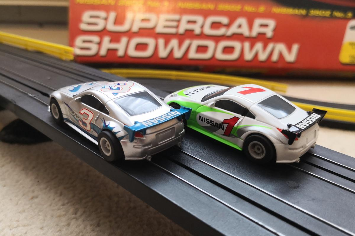 Micro Scalextric Supercar Showdown In London Borough Of Bexley For 12 00 For Sale Shpock