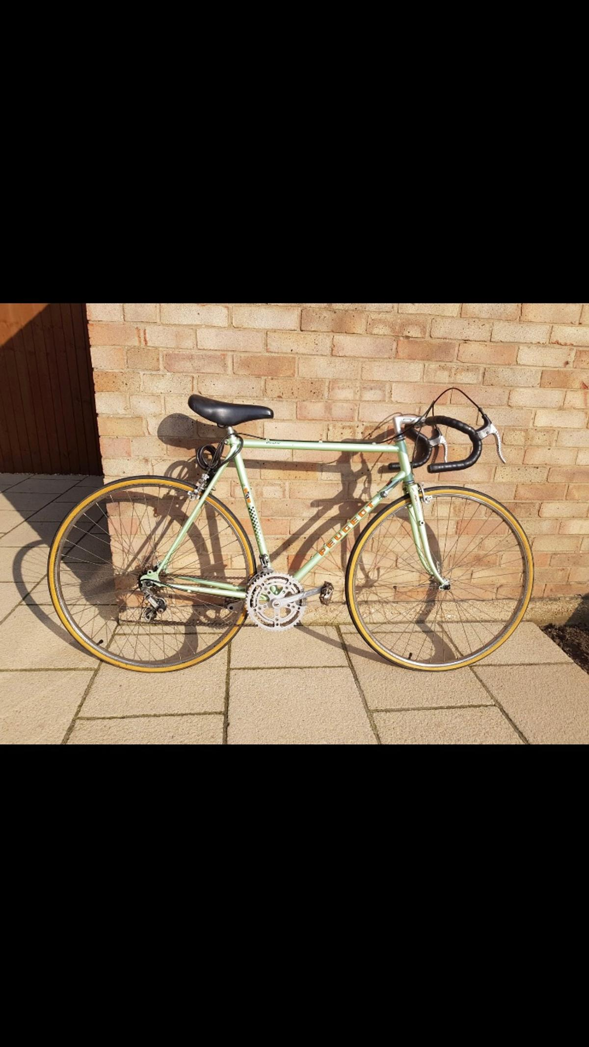Vintage Racing Bike - Peugeot 103 in Great Denham for