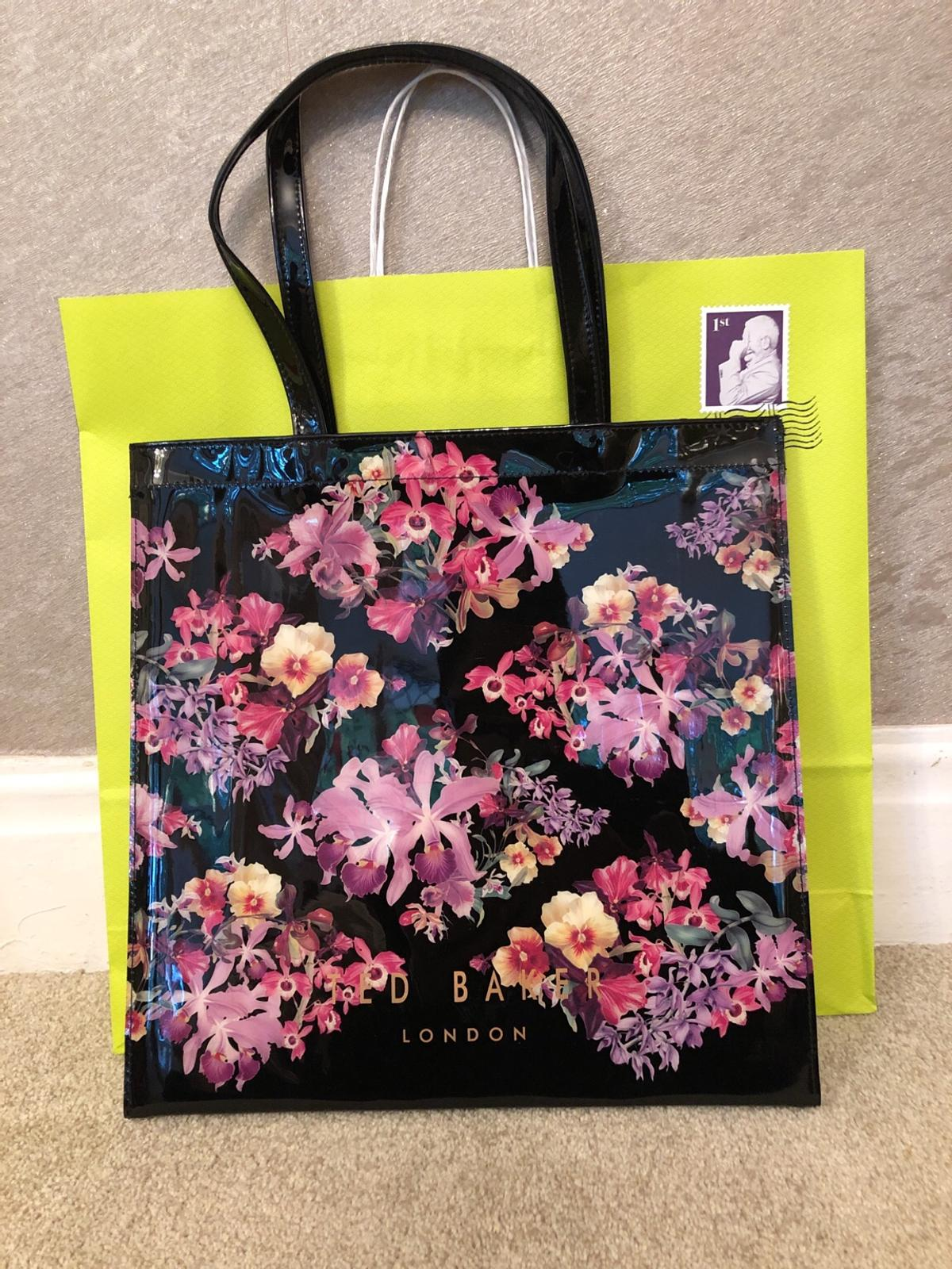 83c11e486e Floral Ted Baker Bag in B24 Birmingham for £25.00 for sale - Shpock