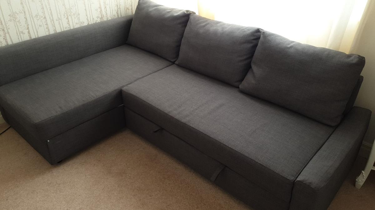 Pleasant Ikea Friheten Sofa Bed In Fy6 Wyre For 250 00 For Sale Shpock Andrewgaddart Wooden Chair Designs For Living Room Andrewgaddartcom