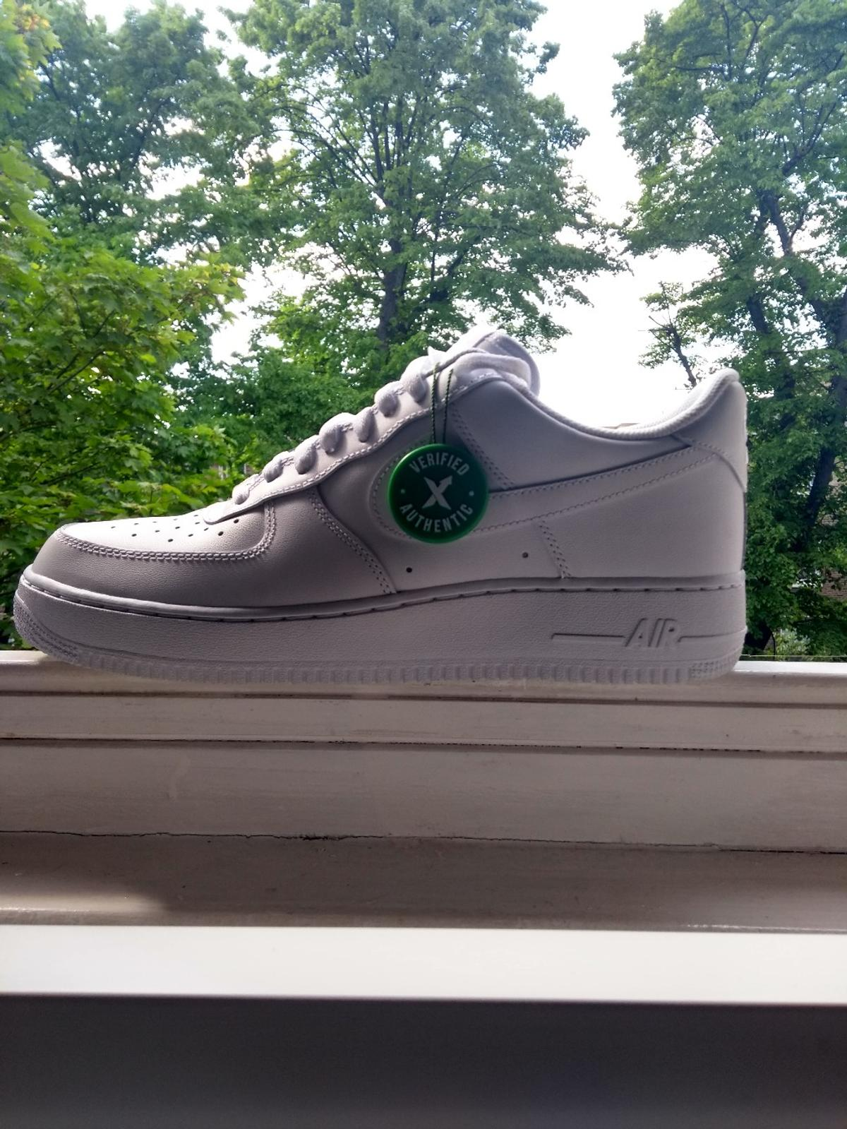 6631cb92 Nike Air Force 1 Brand New With Box StockX Verified Authentic Tag Reason  For Sale: ...