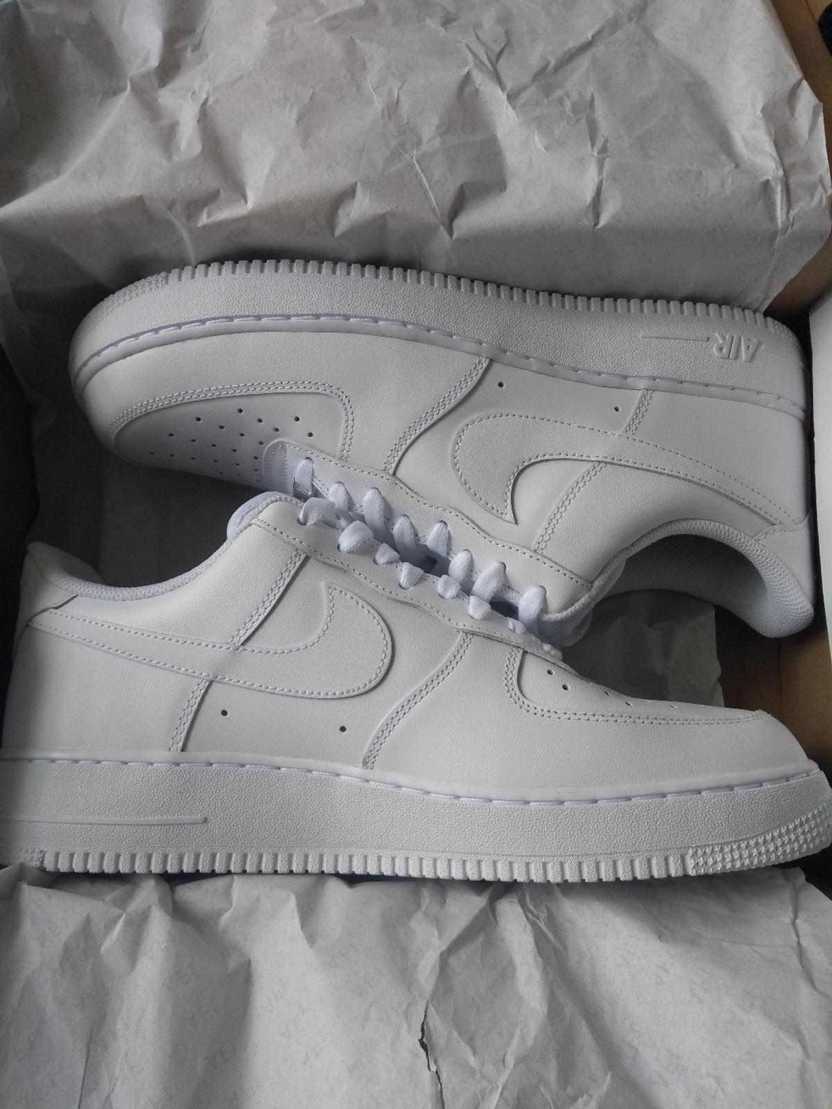 f75c5870 Air Force 1 -Size UK 11 - StockX Authenicated in NW6 Brent for ...