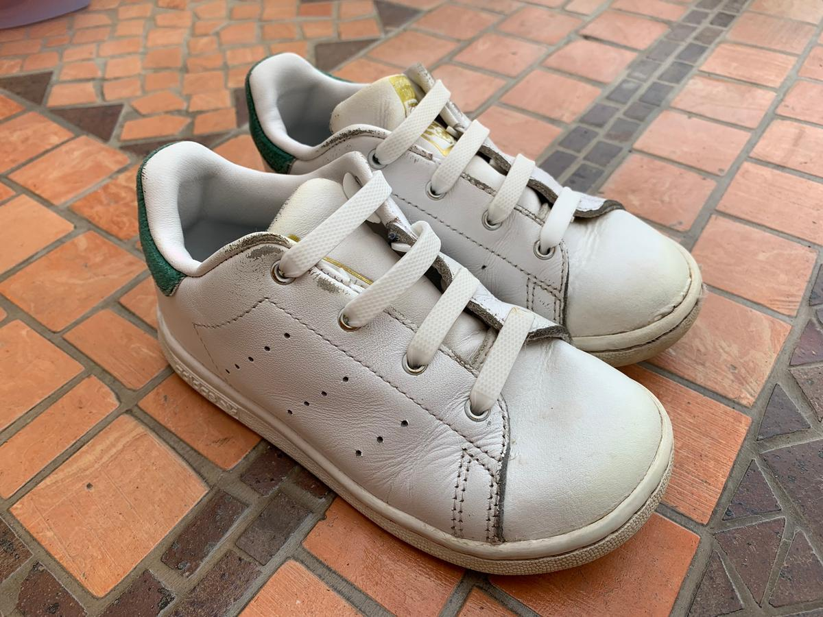 adidas stan smith scamosciata